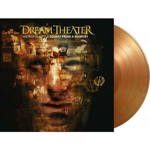 Dream Theater - Metropolis Pt. 2: Scenes From A Memory (Colored Vinyl)