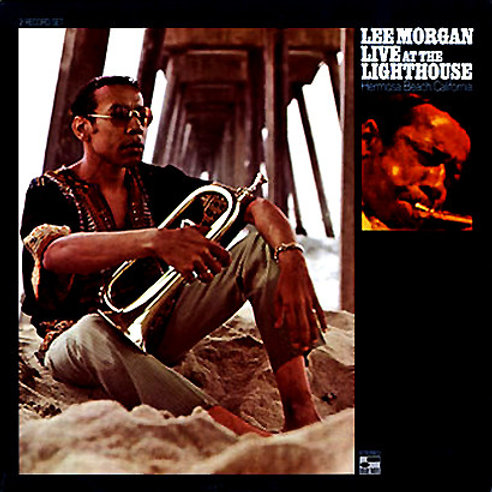 Lee Morgan ‎– Live At The Lighthouse
