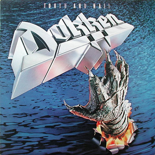 Dokken ‎– Tooth And Nail