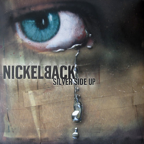 Nickelback ‎Silver Side Up