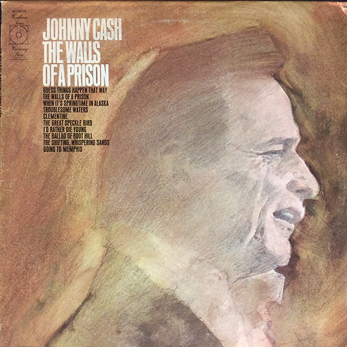 Johnny Cash – The Walls Of A Prison