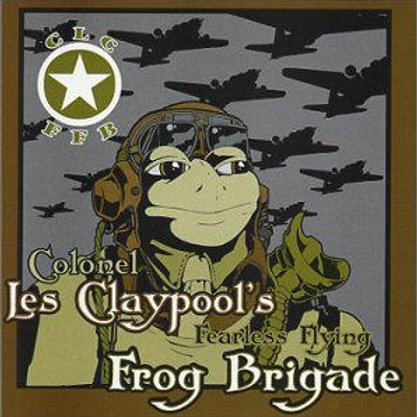 Les Claypool's Frog Brigade - Live Frogs Sets 1 & 2