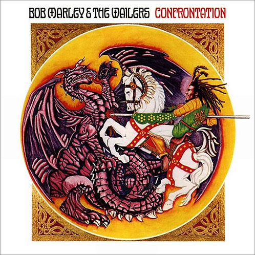 Bob Marley & The Wailers – Confrontation