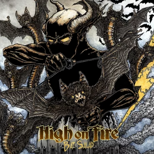 High On Fire - Bat Salad (LP)