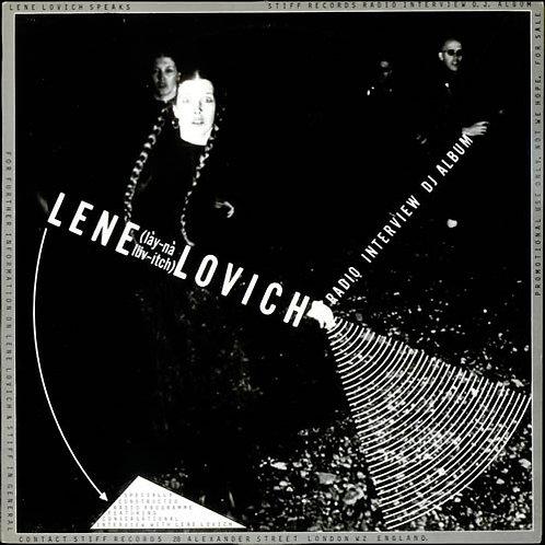Lene Lovich – Lene Lovich Speaks