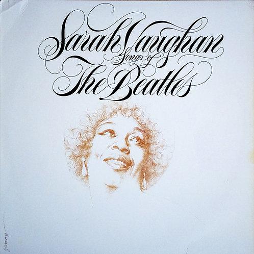 Sarah Vaughan – Songs Of The Beatles
