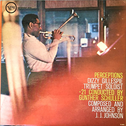 Dizzy Gillespie ‎– Perceptions