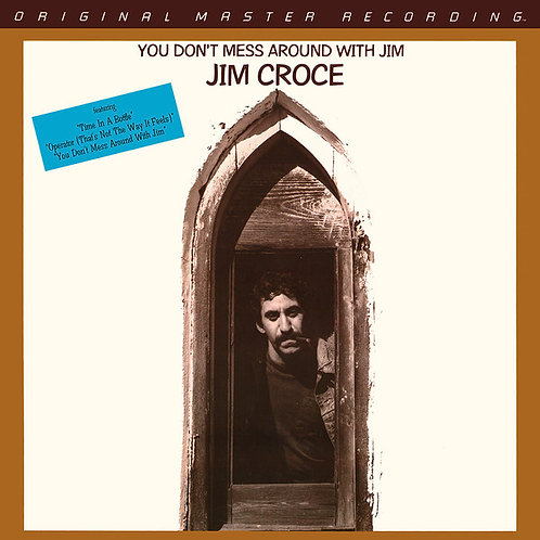 Jim Croce ‎– You Don't Mess Around With Jim