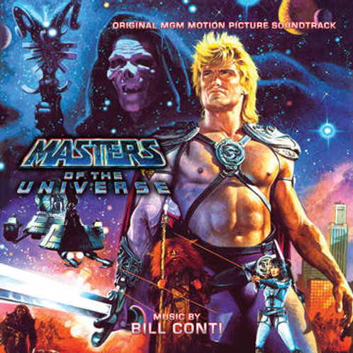 BILL CONTI - Masters of the Universe (Original Soundtrack)