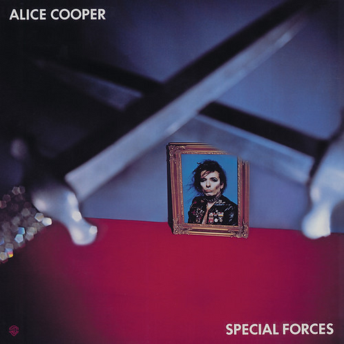 Alice Cooper - Special Forces (White Vinyl)