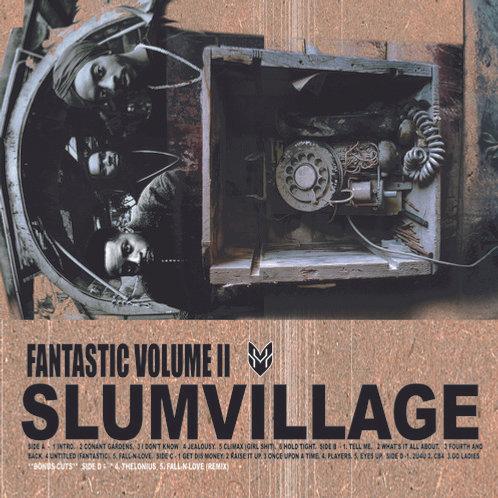 Slum Village - Fantastic Volume 2