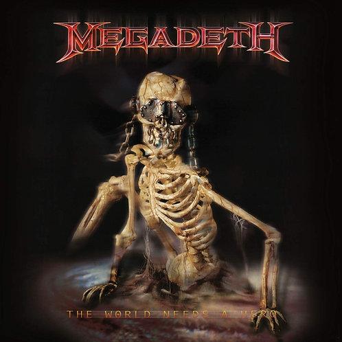 Megadeth  The World Needs A Hero