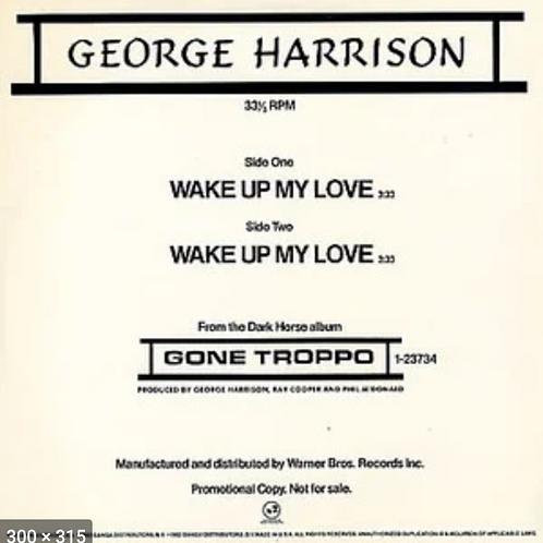 George Harrison – Wake Up My Love