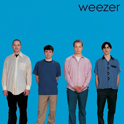 Weezer – Blue Album (Black Vinyl)