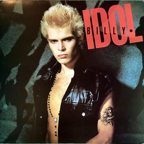 Billy Idol ‎– Billy Idol