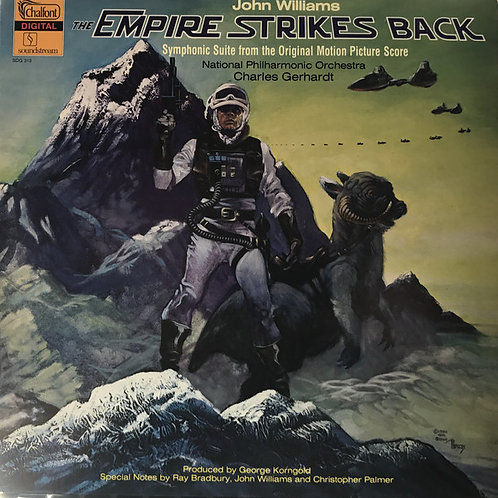 Charles Gerhardt · National Philharmonic Orchestra ‎– The Empire Strikes Back