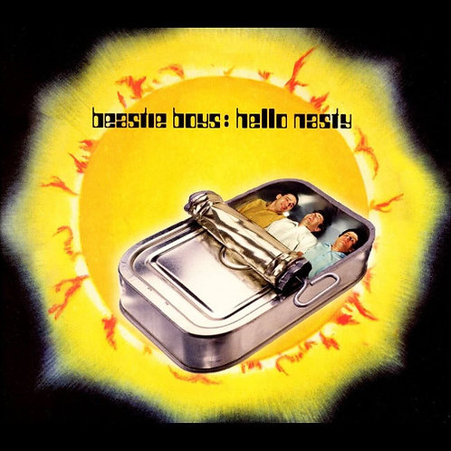 Beastie Boys _ Hello Nasty