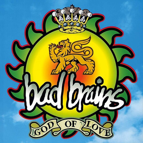 Bad Brains - God Of Love (colored vinyl)
