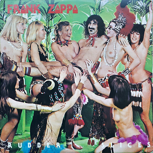 Frank Zappa ‎– Rubber Slices