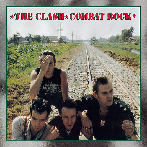 copy of The Clash ‎– Combat Rock