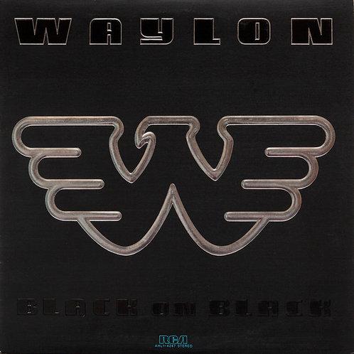 Waylon* – Black On Black