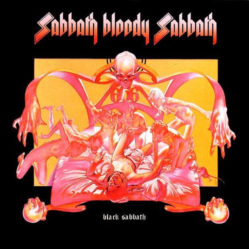 Black Sabbath – Sabbath, Bloody Sabbath