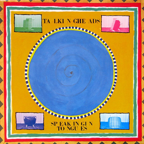 Talking Heads – Speaking In Tongues
