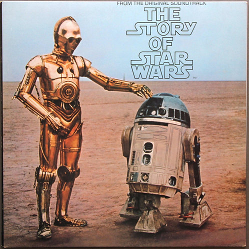 Original Cast With Naration By Roscoe Lee Browne – The Story Of Star Wars