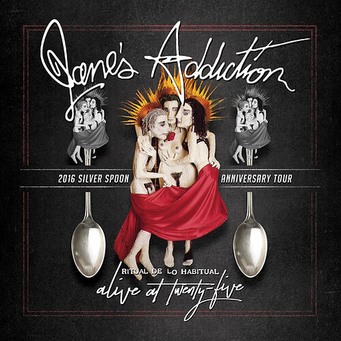 Jane's Addiction - At Twenty-Five