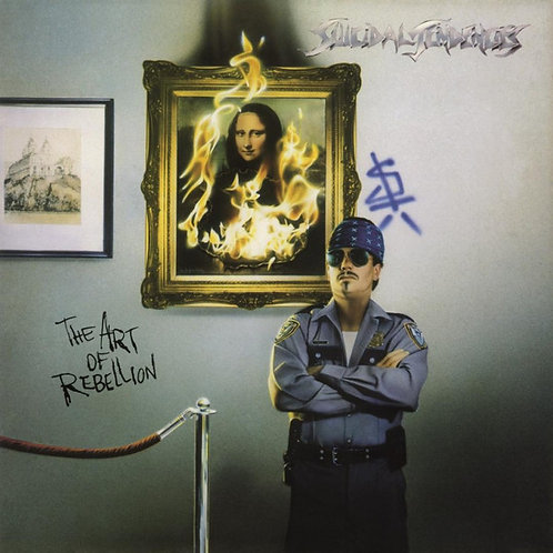 Suicidal Tendencies ‎– The Art Of Rebellion