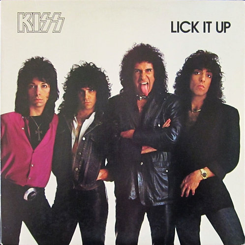 Kiss – Lick It Up