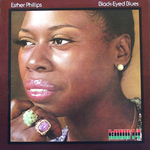 Esther Phillips ‎– Black-Eyed Blues