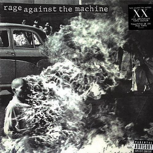 Rage Against The Machine - 20TH Anniversary