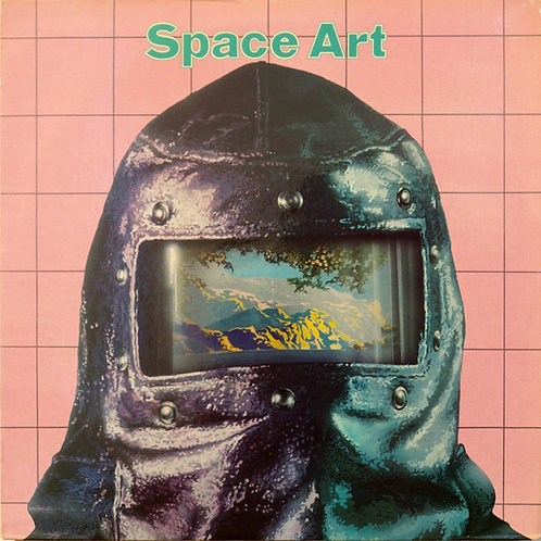Space Art  – Trip In The Head Center