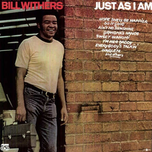 Bill Withers - Just As I Am [Import]