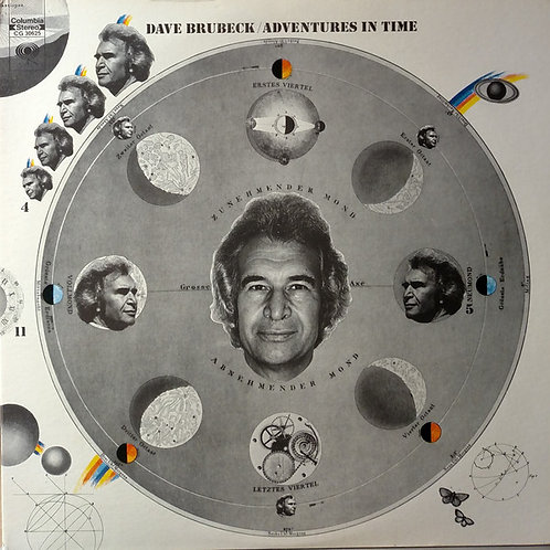 Dave Brubeck – Adventures In Time