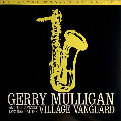 Gerry Mulligan And The Concert Jazz Band – Gerry Mulligan And The Concert Jazz