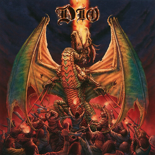 Dio - Killing The Dragon (lenticular Cover)