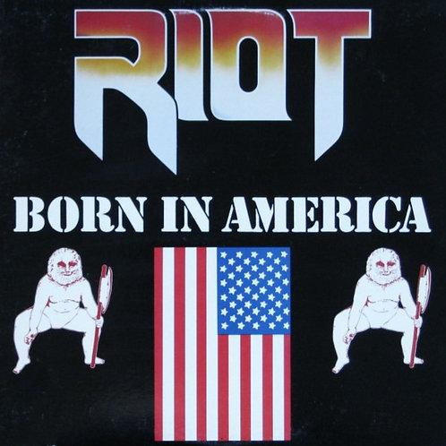 Riot – Born In America