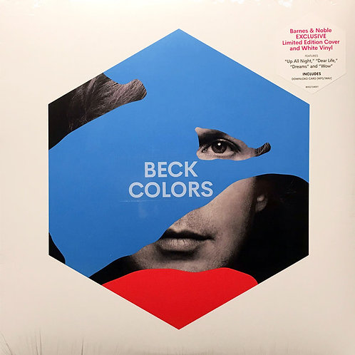 Beck ‎Colors (White Vinyl)