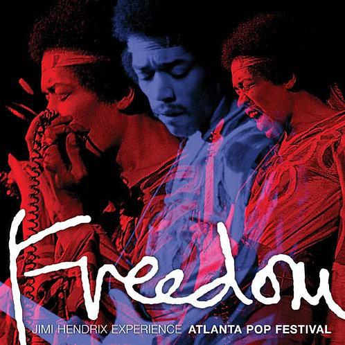 Jimi Hendrix Experience – Freedom: Atlanta Pop Festival