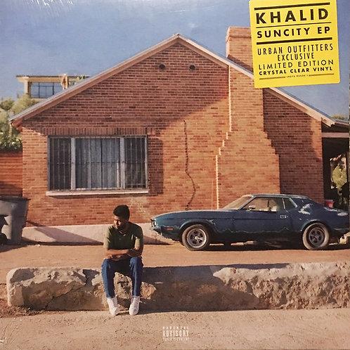 Khalid - Suncity EP (Clear Vinyl)