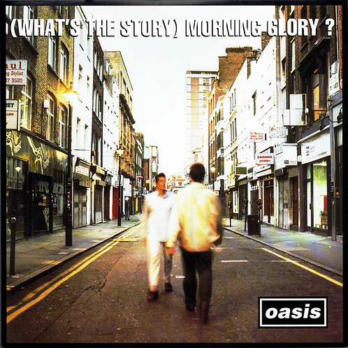 Oasis (2) ‎– (What's The Story) Morning Glory ?