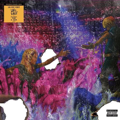 Lil Uzi Vert Luv Is Rage (Black Vinyl)
