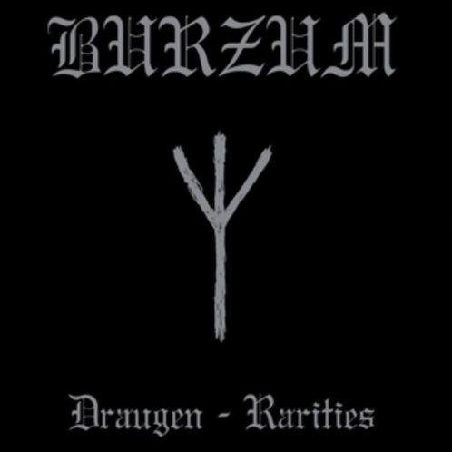 Burzum - Draugen: Rarities (Clear Vinyl)