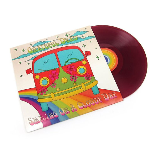 Grateful Dead* – Smiling On A Cloudy Day(Colored Vinyl)