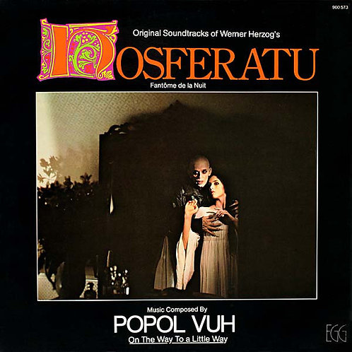 "Popol Vuh ‎– On The Way To A Little Way (Soundtracks From ""Nosferatu"")"