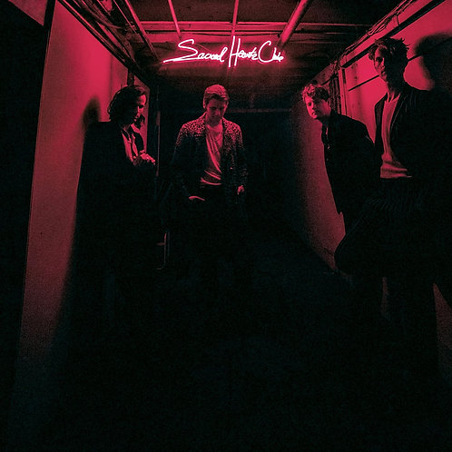 Foster The People – Sacred Hearts Club