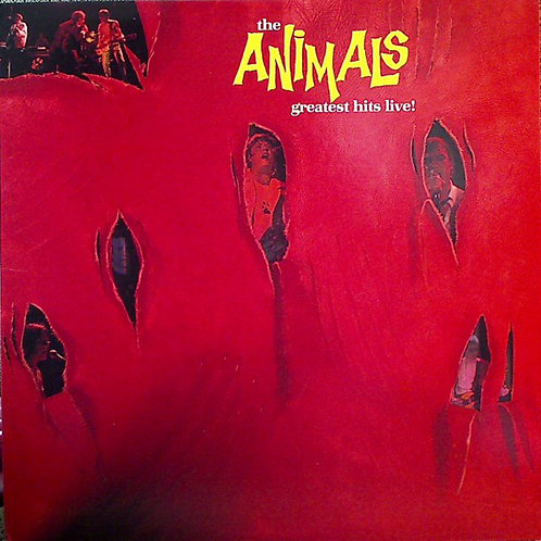 The Animals – Greatest Hits Live!