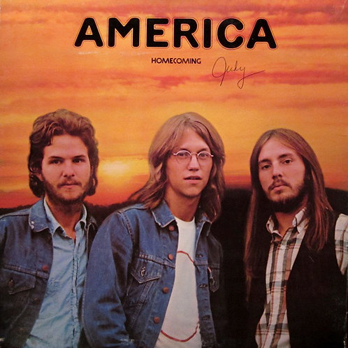 America  ‎– Homecoming